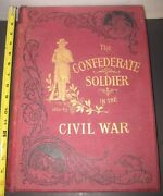 Folio_confederate Soldier In Civil War_csa Battles_army Navy History_sold 3000