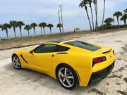 C7 Corvette Coupe Panel Top Roof Rails Coupes Only