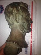 Early 19th Century - Abraham Lincoln Bronze Bust- Raw