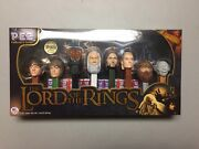 Lord Of The Rings 2011 Pez Eye Of Sauron Exclusive Collector's Series Numbered