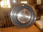 68 69 Cadillac Deville Fleetwood Calais Rwd Stainless Rim Hubcap Wheel Cover 4