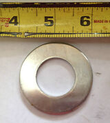 Ez Loader Trailer Washers For Wobble Rollers-2pk Stainless Steel