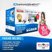 Evolis Primacy Dual Sided Card System Andbull Printer And Consumables Andbull 5000+ Sold