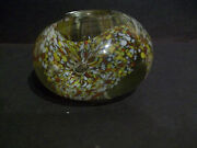 Paperweight - Three Orchid Like Flowers