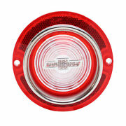1963 Chevy Full Size Bowtie Back Up Light Lens
