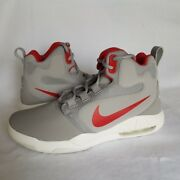 Nike Air Conversion Menand039s Basketball Shoes Sneaker Silver 861678-004 Size 8.5