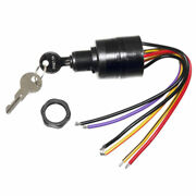Mercury Ignition Key Switch 6 Wire Replaces 17009a2 17009a5 Sierra Mp41070-2