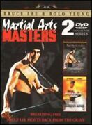 Bruce Lee And Bolo Yeung Martial Arts, Acceptable Dvd, ,
