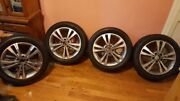 2014 Mercedes Benz 4 Matic4 17 Rims With New Tires