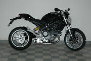 Ducati Monster 1100 Ex-box Stainless Steel Qd Exhaust System Header-pipes