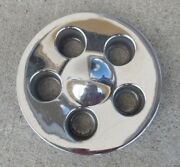 Center Cap Hubcap 1996 97 98 99 Ford Taurus 5 Spoke 16 Chrome Wheel Rim