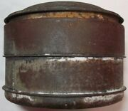 Oil Bath Air Cleaner Vehicle 9 Inch Top And 2 1/4 Inch Carb Throat Help Identify