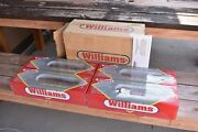 Williams Great Northern 60' Luxury Liner Streamlined Passenger Car Set Ll-1002