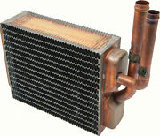 1962-67 Chevy Ii/nova 6-cyl And Sb V8 Engines - Copper/brass Heater Core