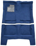 1968-1969 Ford Thunderbird 2dr Auto Without Console 07 Dark Blue Loop Mass