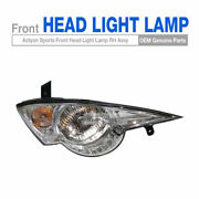 Oem Front Head Light Lamp Assembly Right For Ssangyong 2007 - 2013 Actyon Sports