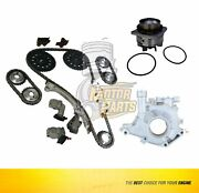 Timing Chain Kit + Oil And Water Pump Fits Nissan Maxima Infiniti 3.0l Two072