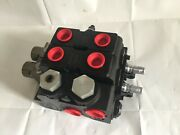 Parker Gresen Hydraulic V20 Valve Replacement, 2 Spools, Air Control
