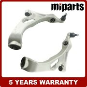 New Left Andamp Right Front Lower Control Arm Kit 1 Pair Fit For Audi Q7 07-10