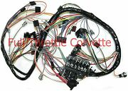 1967 Corvette Wiring Harness Dash Us Made Reproduction C2 Midyear New