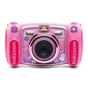 Vtech Kidizoom Duo Camera - Pink - New