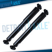 Ford Fusion Lincoln Mkz Mazda 6 Shock Absorbers Fit Rear Driver And Passenger Fwd