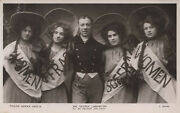 Collection Of Postcards Relating To Suffragettes And Womenandrsquos Rights C1900s-1968