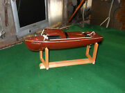Fairy Craft Model Speed Craft Speed Boat Toy Works Great Auburn 1940 Celluloid