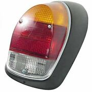 Right Tail Light Assembly Fits Vw Bug Beetle 1968-1970 Cpr111945096r