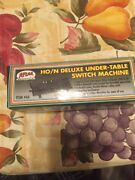 Atlas Ho/n Scale 66 - Deluxe Under Table Switch Machine