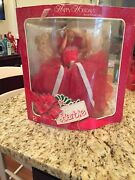 1988-1998 Barbie Happy Holidays Special Edition Collector Dolls. 11 Total