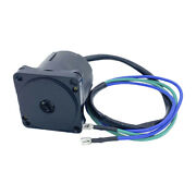 Tilt Trim Motor Fits Omc Evinrude And Johnson 2-wire 434495 434496 438529
