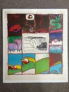 Alechinsky Pierre 1978 Lithograph A Land039imprinerie 1 Signed Numbered Cobra Art