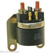 Starter Relay Solenoid For Agm Fighter 25 Rs 2t 2011 - 2013