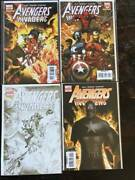Avengers/invaders Comic Book Lot, 20 Issues, Marvel, Nm, Vol. 1, 2008, Variants