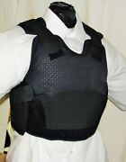 Small Female Iiia Bulletproof Concealable Body Armor Carrier Vest With Inserts