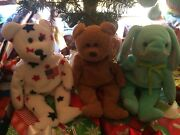 Curlyandnbspglory Andandnbsphippity Beanie Babies. Brand New With Tags