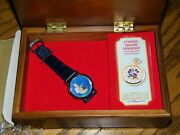 Disney Pocahontas Watch And Jewelry Music Box Limited Edition Ds-205 Nib