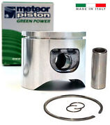 Meteor Piston Kit For Husqvarna 357 357xp 46mm With Ring Italy 537 21 96-02