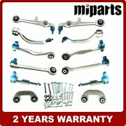 New Control Arm Ball Joint Sway Bar Link Tie Rod Kit 12pcs Fit For Audi A4 A6 Vw