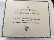 The Looney Tunes Collector 's Mugs, Set Of 4, 1993