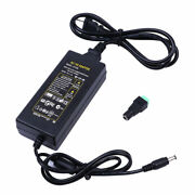 Ac 100v-240v 50/60hz To Dc 12v 6a Switching Power Supply Adapter For Led Strip
