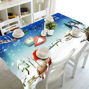 Several Pine Tree3d Tablecloth Table Cover Cloth Rectangle Wedding Party Banquet