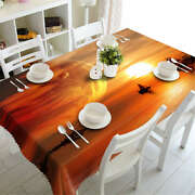 Beautiful Sunset 3d Tablecloth Table Cover Cloth Rectangle Wedding Party Banquet