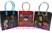 Disney Pixar Coco 24 Pcs Goodie Gift Bags Party Favor Treat Birthday Candy Bag
