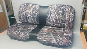 John Deere Gator Bench Seat Covers Xuv 625i In Camo And Black Or 45+ Colors