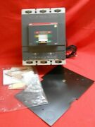 Abb T6n600tw 600 Amp Breaker W/ Aux Switchkt5as And 250vac Shunt Tripkt5s2 New