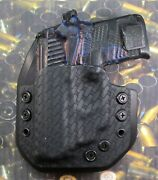 Hunt Ready Holsters Sig P938 With Tgl Pro Series Defender Lh Owb Gun Holster
