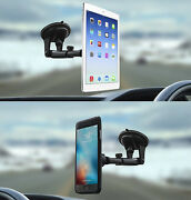 Magnetic Windshield Dashboard Use Car Mobile Phone Mount Holder - Universal Fit