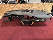 12-15 Audi A6 C7 Dashboard Dash Board Assembly W/ Airbagtan Color Oem 43k